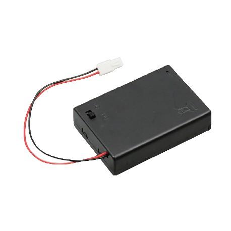 Boîtier de batterie (pour 3 piles AA)