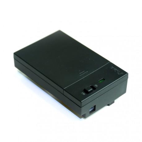 Boîtier de batterie connectable aux blocs (pour 3 piles AA)