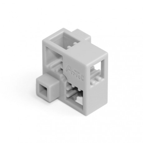 Demi-cube A gris clair (vendu à l'unité)