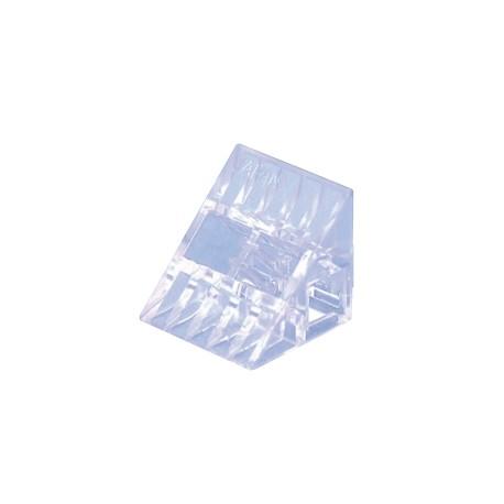 Triangle transparent (vendu à l'unité)