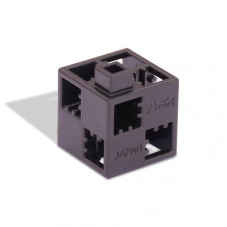 Cube noir (vendu à l'unité)
