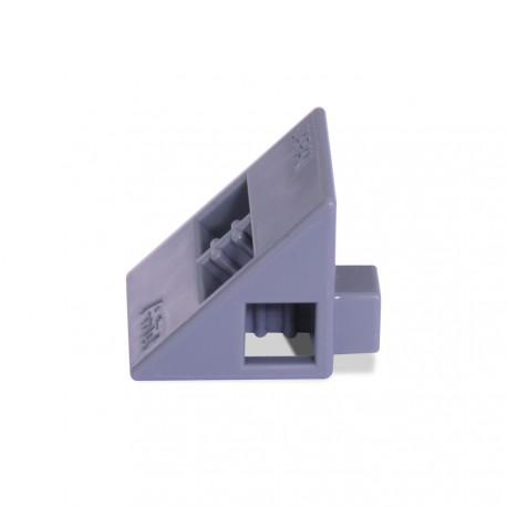 Triangle gris (vendu à l'unité)