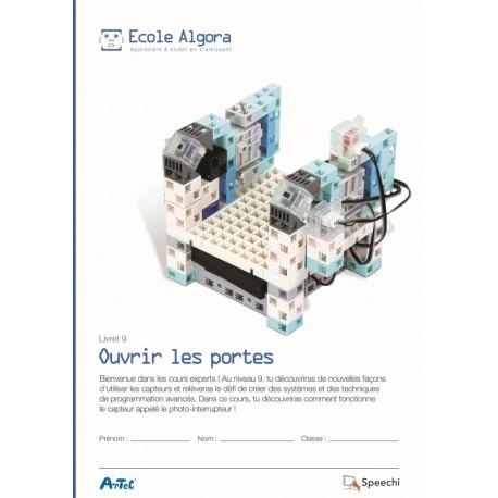 """Livret Algora 9.1 """"Ouvrir les portes"""" - 1 élève"""