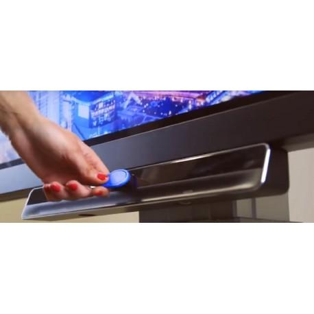 NFC pen trail pour les écrans interactifs Clevertouch
