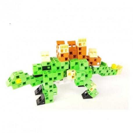 Robot dinosaure Stegosaurus pour cursus vacance Robotic Park