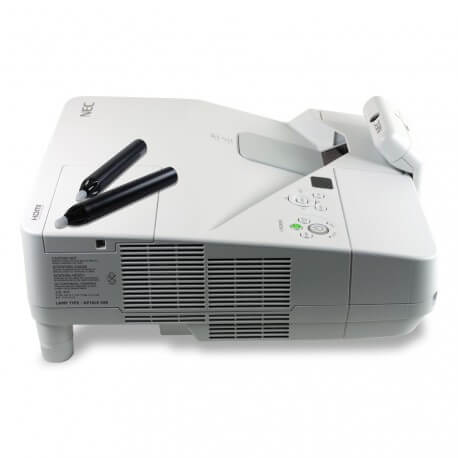 Vidéoprojecteur interactif ultra-courte focale Nec UM351Wi - multipen