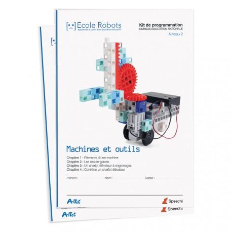 Machines et outils - Cursus Éducation nationale