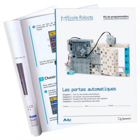 Les Portes Automatiques - Cursus Education Nationale