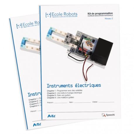 Instruments électriques - Cursus Éducation Nationale