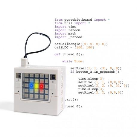 Kit robotique Éducation Nationale ESP32 - édition lycée