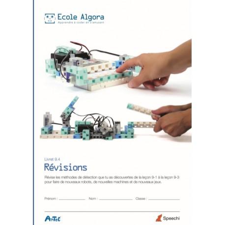Livret Algora 9.4: Révisions - 1 élève