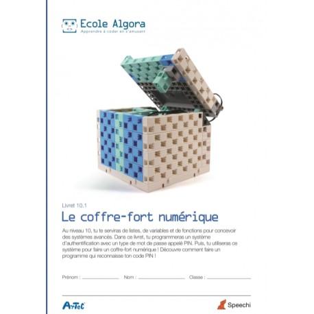 Livret Algora 10.1: Le coffre-numérique - 1 élève