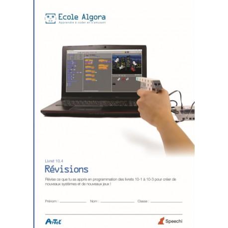 Livret Algora 10.4: Révisions - 1 élève
