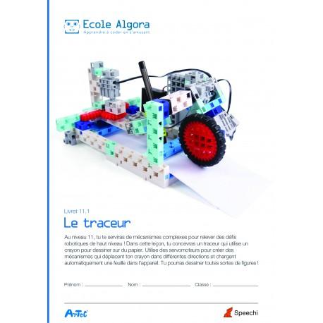 Livret élève Algora 11.1 : Le traceur
