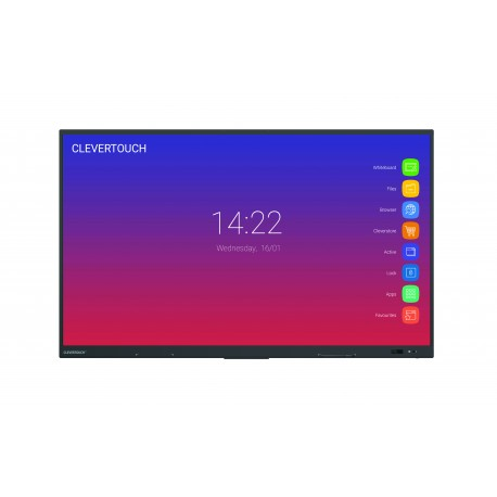 Ecran tactile Android CleverTouch V - 70""