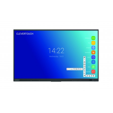 Ecran tactile Android CleverTouch Plus 4K - 84""