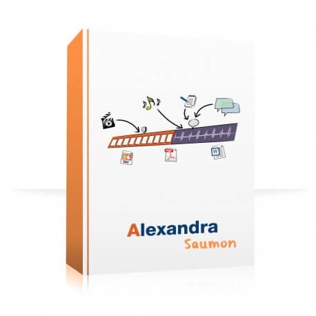 Plan Alexandra ''saumon'' 1 mois 10Go