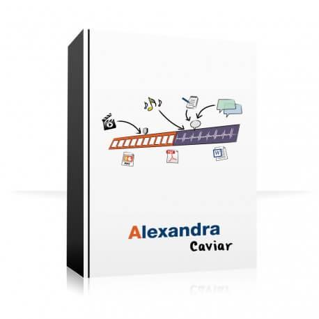 Plan Alexandra ''caviar'' 1 mois 100 Go