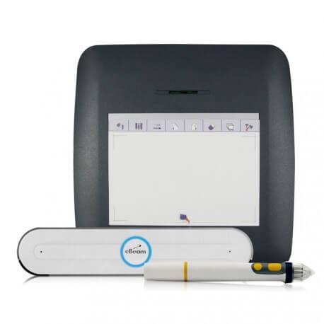 Ardoise numérique sans fil SpeechiTablet (achetée couplée au TBI mobile eBeam)