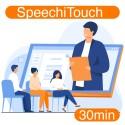 Interaktive Bildschirmschulung SpeechiTouch 003 - (remote/30 min)