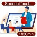 Fortgeschrittene Schulung zur Fernsteuerung eines interaktiven Bildschirms - (1h30)