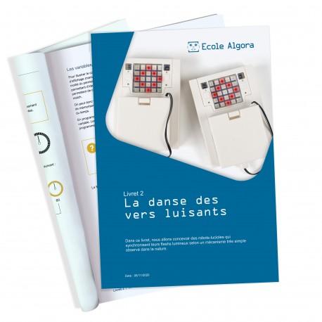 Livret élève Algora n°2 (cursus adultes) : La danse des vers luisants