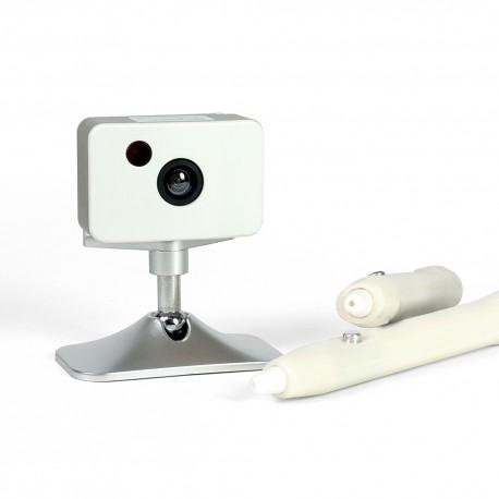 Interaktive Kamera für einen nicht-interaktiven Beamer