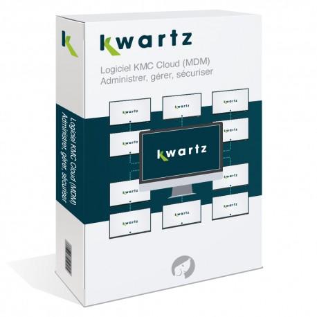 Licence MDM KMC Cloud de Kwartz 1 an / 1 écran interactif SpeechiTouch