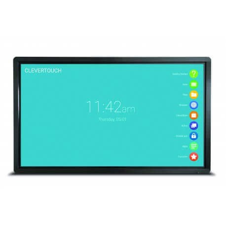 Ecran tactile Android CleverTouch Plus 1080p - 75''