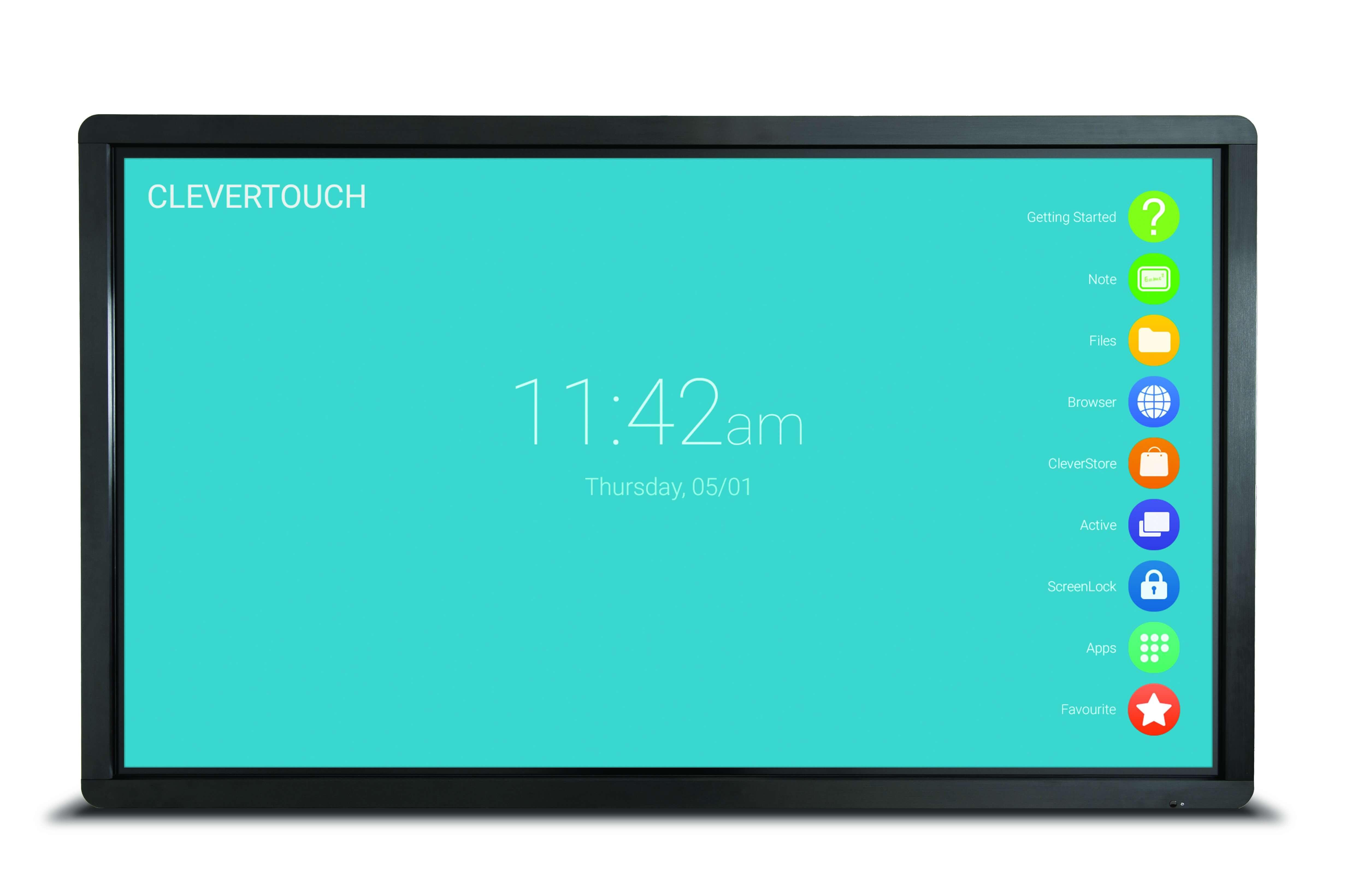 Ecran Interactif Tactile Android CleverTouch - Speechi b93e5acc4e93