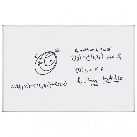 Tableau Blanc 122x150cm mat non magnétique