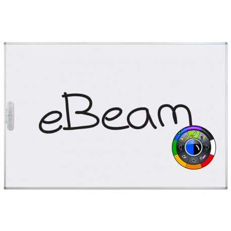 Interaktives Whiteboard ebeam edge+ 122 x 180 cm