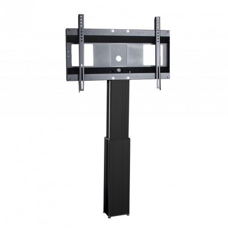 Motorized wall mount Conen for interactive screens, adjustable in height