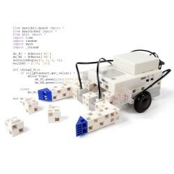 Kit robotique Algora ESPeRobo : Comprendre la révolution numérique (cursus adultes - année 1)