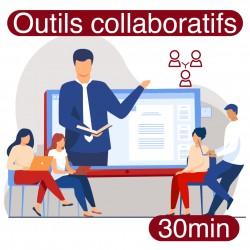 Formation à distance de prise en main des outils collaboratifs Speechi (30 mn)