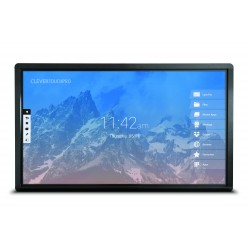 Ecran interactif tactile Android CleverTouch Pro 4K - 75