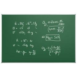 Tableau Blanc 122x244cm vert et mat