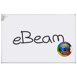 tableau interactif fixe ebeam projection 122 x 180 cm