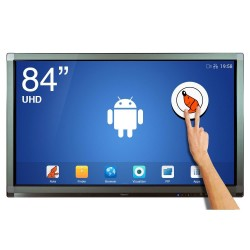 Ecran interactif tactile Android SpeechiTouch UHD - 84