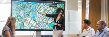 ecran interactif clevertouch